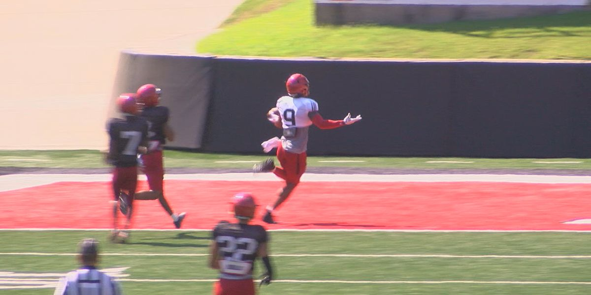A-State football holds team scrimmage Saturday