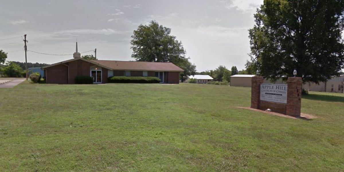 Church burglarized, deed and property records stolen