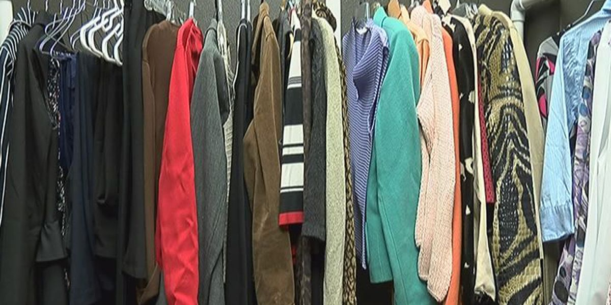College of Business relaunching clothing closet program
