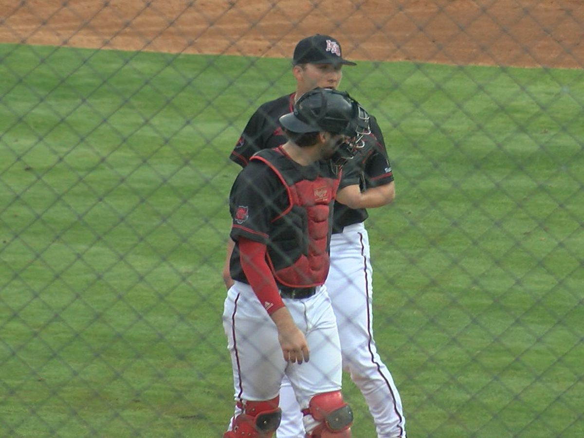 A-State baseball drops game two vs. UTA