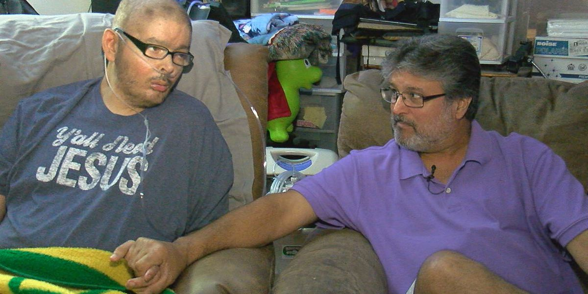 Family thanks first responders for saving choking loved one
