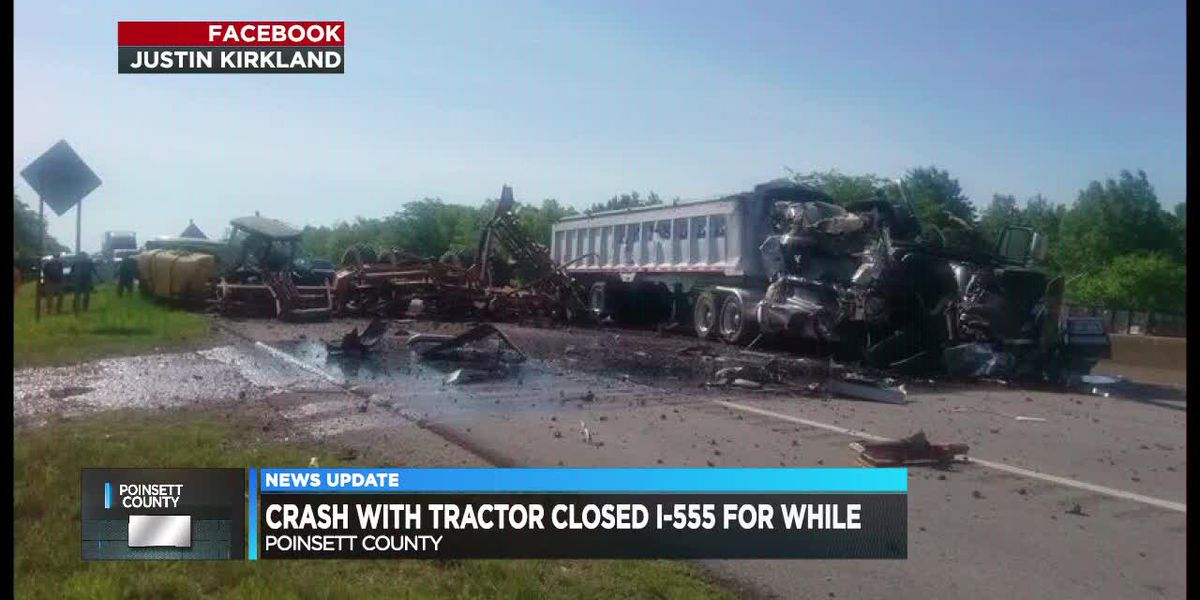 Act of Congress exempted stretch of I-555 where crash happened