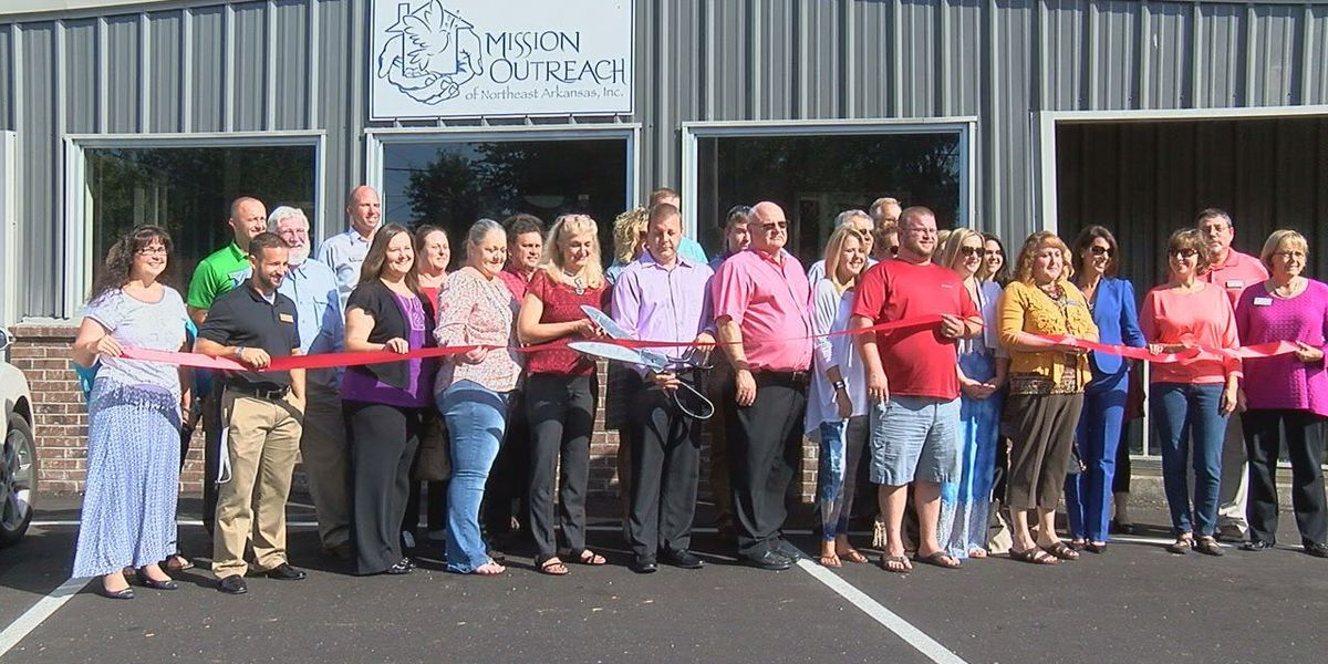 Renovations complete at Mission Outreach facility