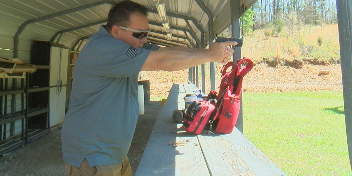 Surge in new gun ownership training