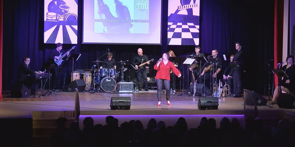 Paragould High School band rocked the night away