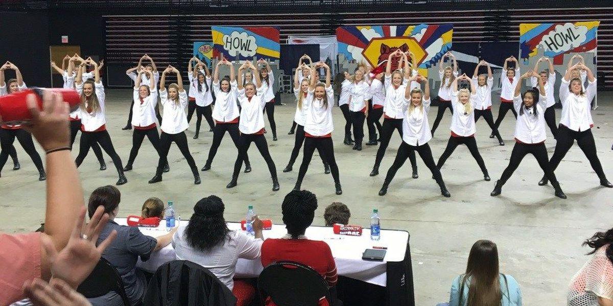 Annual Step Show kicks off 2015 Homecoming Week activities at Arkansas State