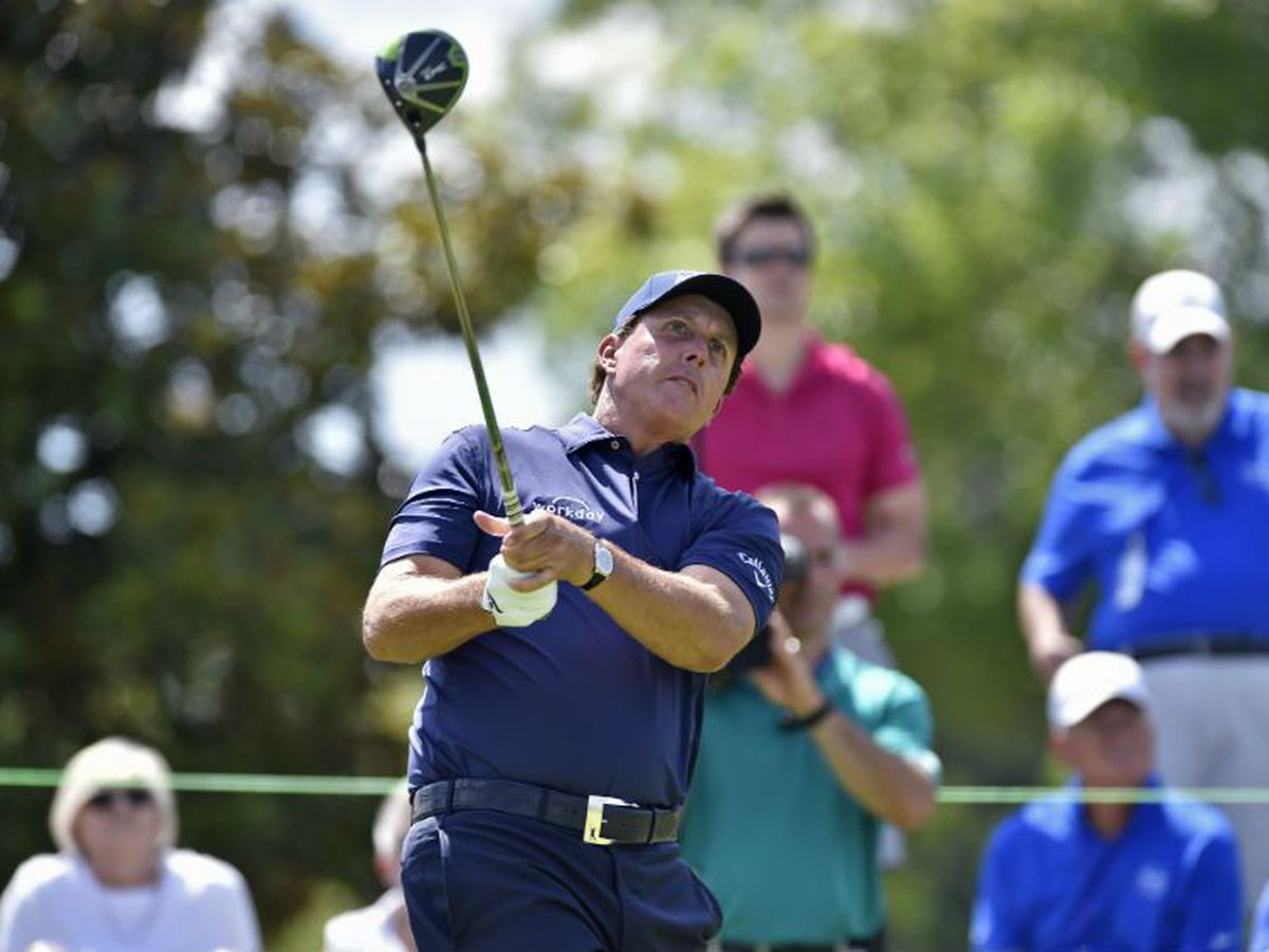 Phil Mickelson commits to FedEx St. Jude Invitational