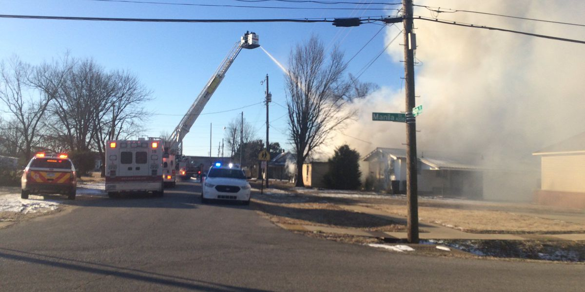 UPDATE: Fire Marshal's office investigates house fire