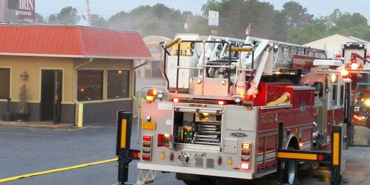 Fire reported in office at Kirin restaurant in Jonesboro
