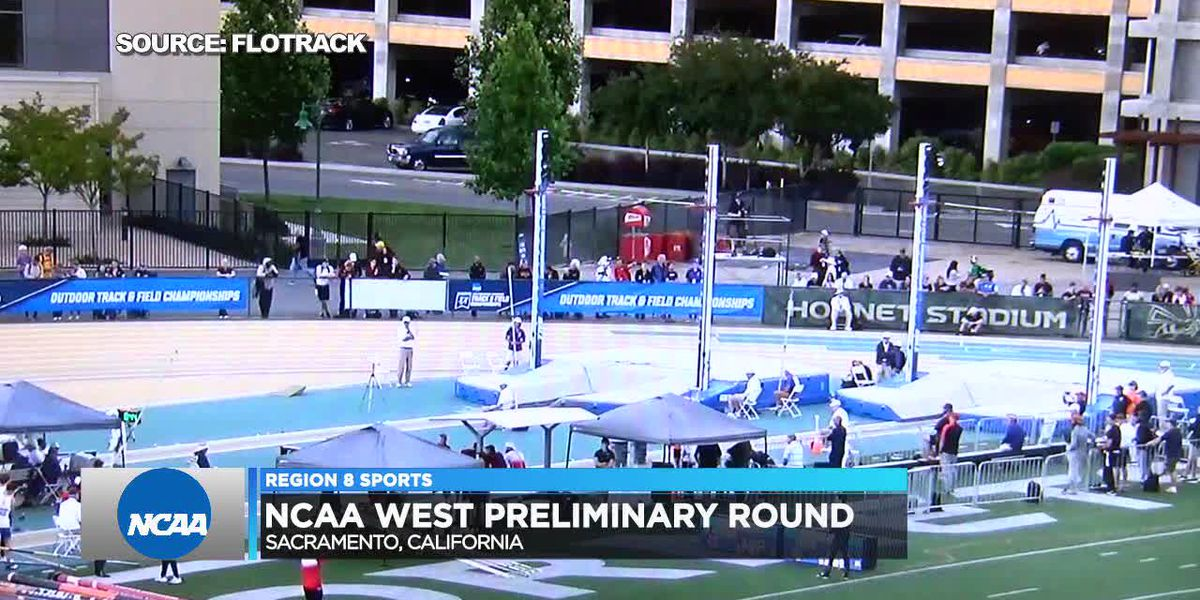 Red Wolves & Razorbacks fare well in Day 1 of NCAA West Prelims