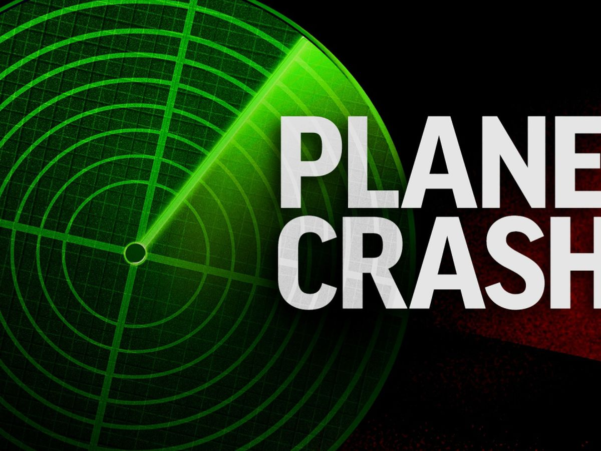 Plane heading to Walnut Ridge crashes, killing 2
