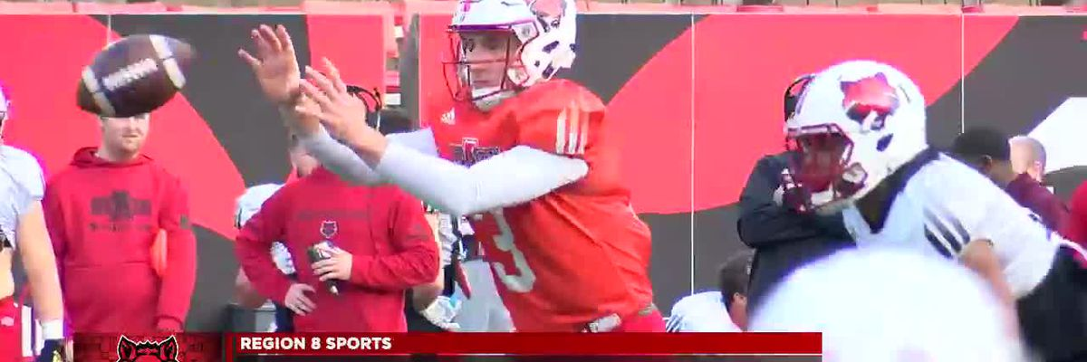 Arkansas State football holds 2nd scrimmage of spring practice