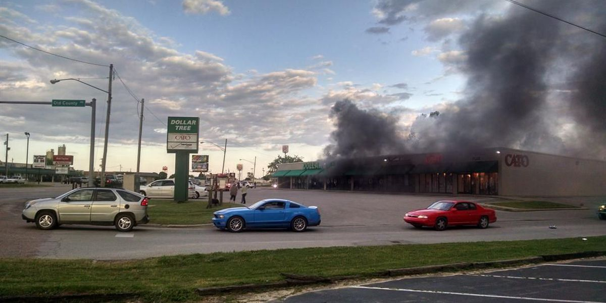 Clothing store to reopen after fire