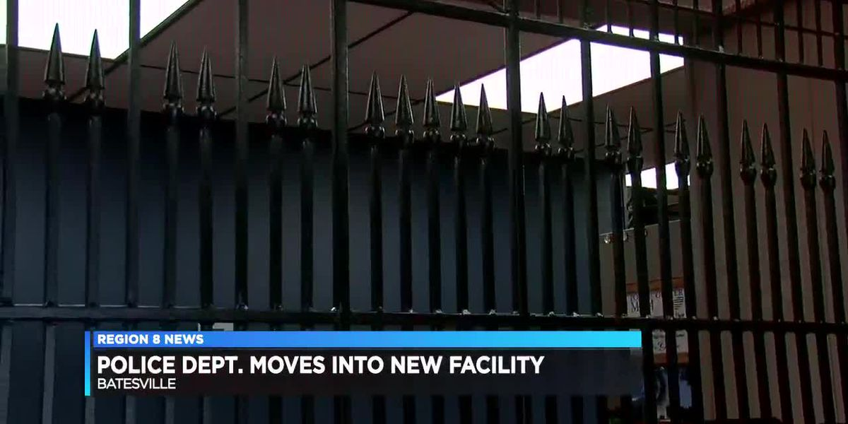 Police Dept. Moves into New Facility