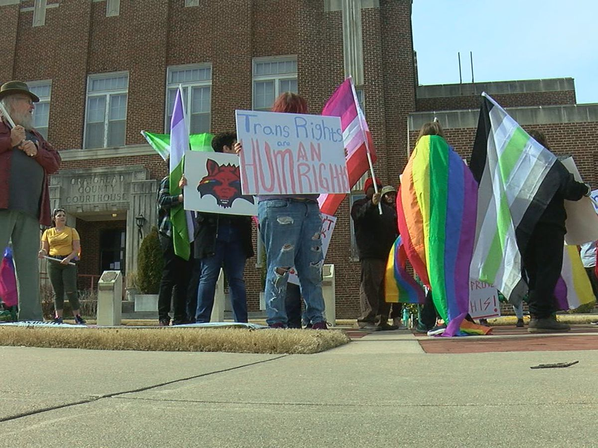 LGBTQ group rallies for rights