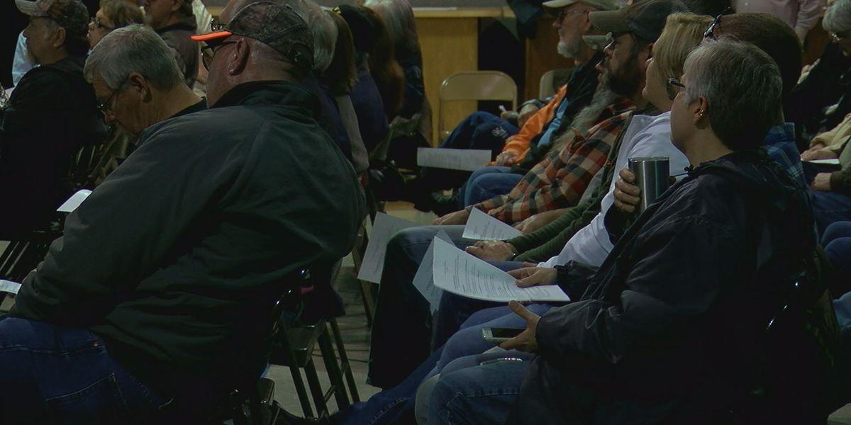 AGFC updates community on Lake Poinsett renovations