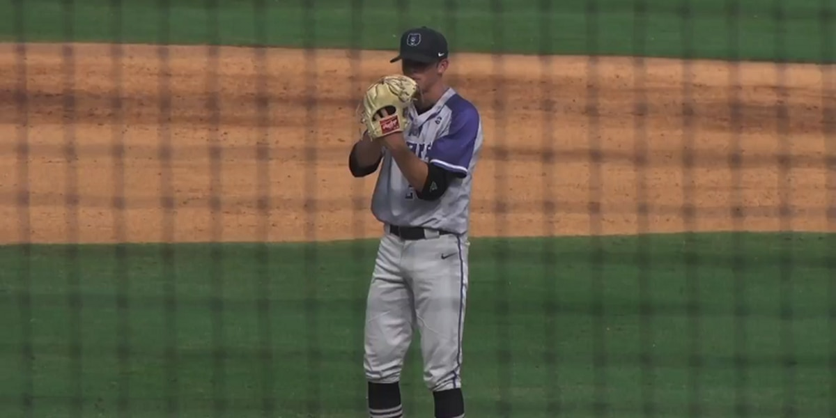 Riverside alum Gavin Stone tosses no-hitter for UCA baseball