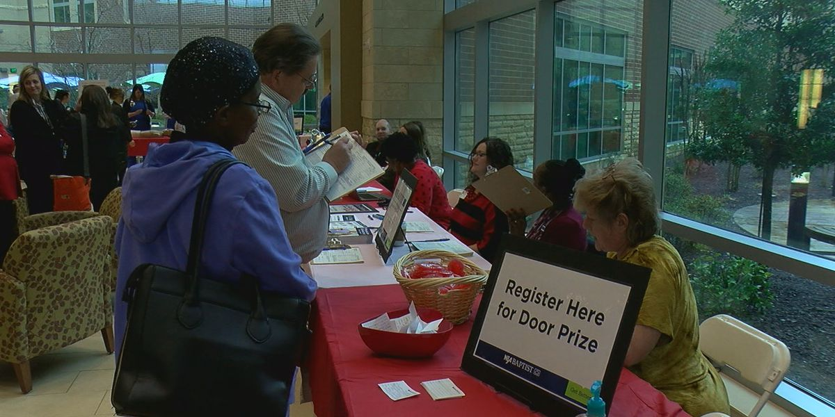 NEA Baptist helps patients and guests by providing free heart day clinic
