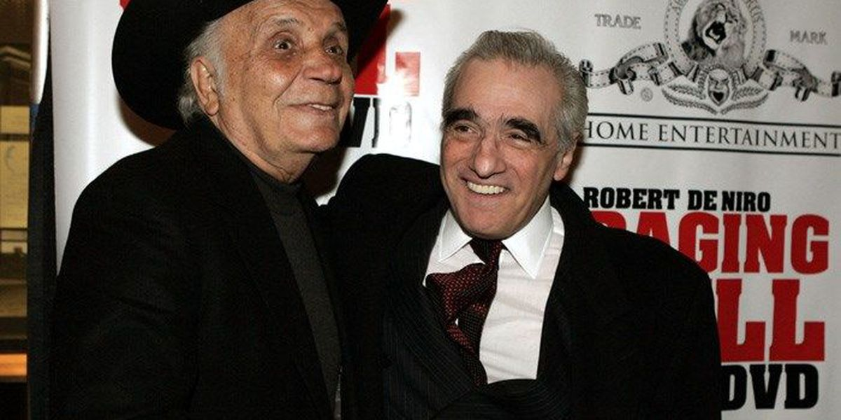 Boxer Jake LaMotta, inspiration for 'Raging Bull,' dies at 95