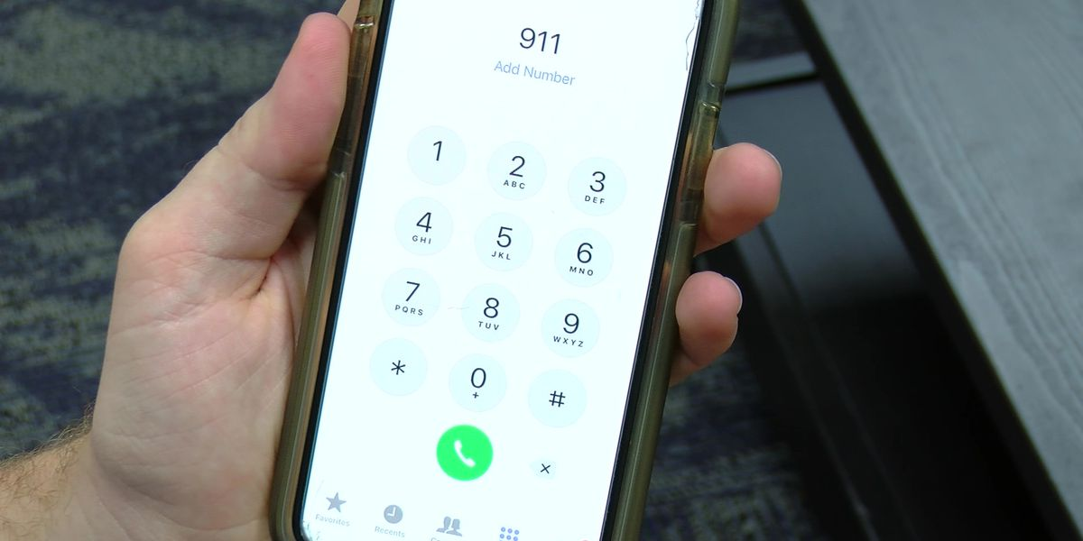 911 telephone system down in Clay County