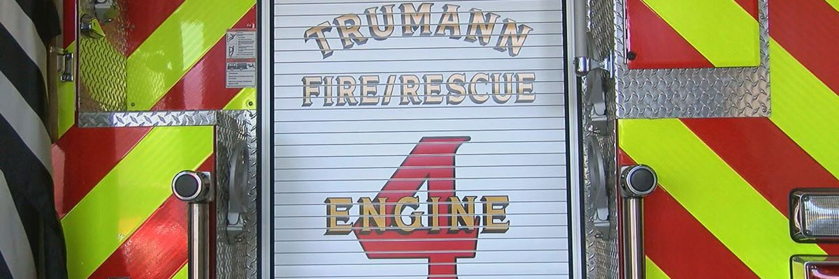 Trumann firefighter diagnosed with cancer speaks out in support of bill
