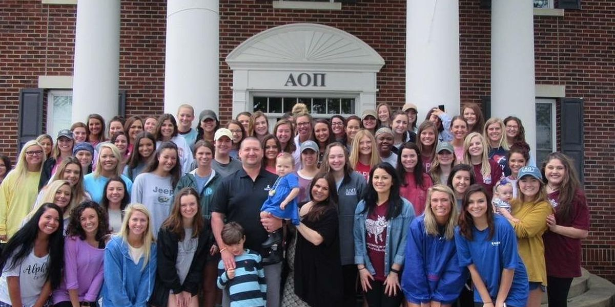 AOII sorority smokes up support for Arthritis Foundation and child with rare kidney disease