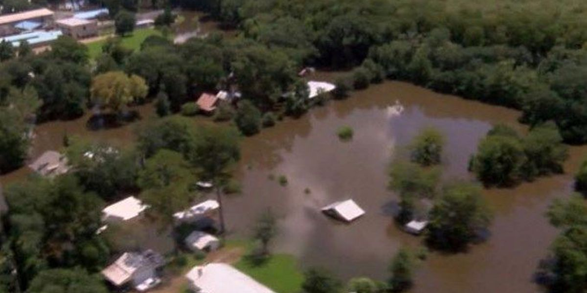 WATCH Historic Flooding 2016 Video Clips