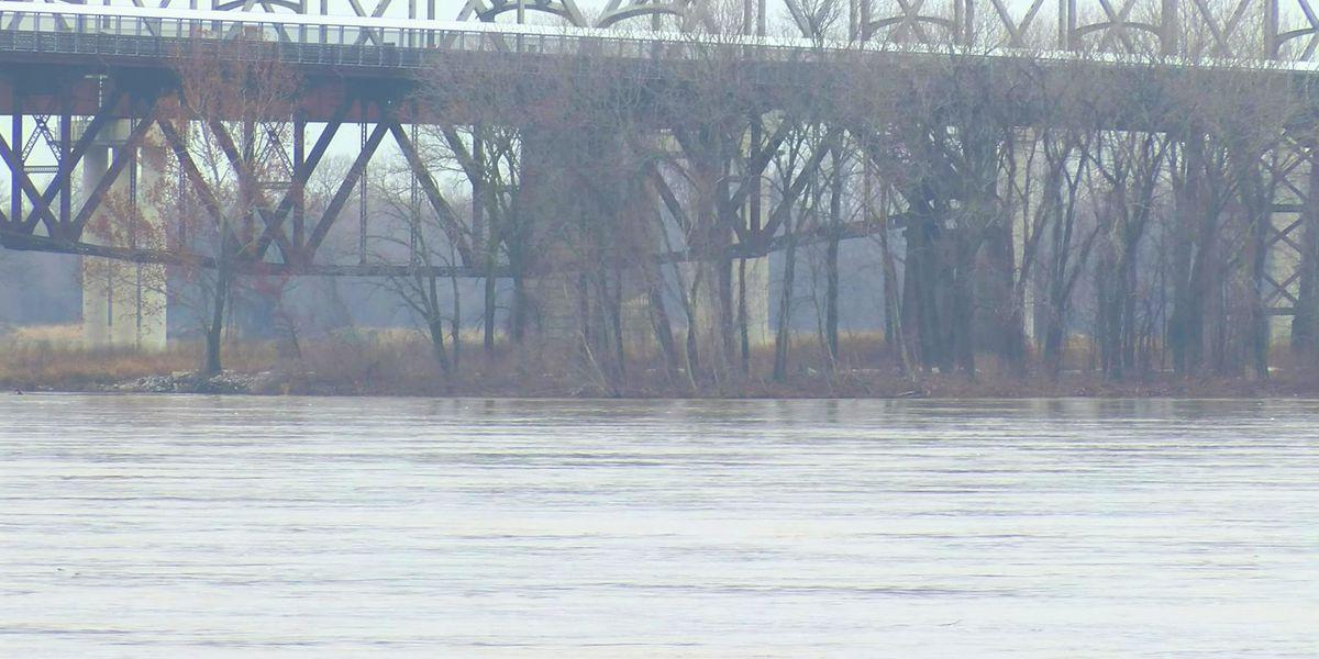 Arkansas side of Big River Crossing closed over Mississippi River flooding