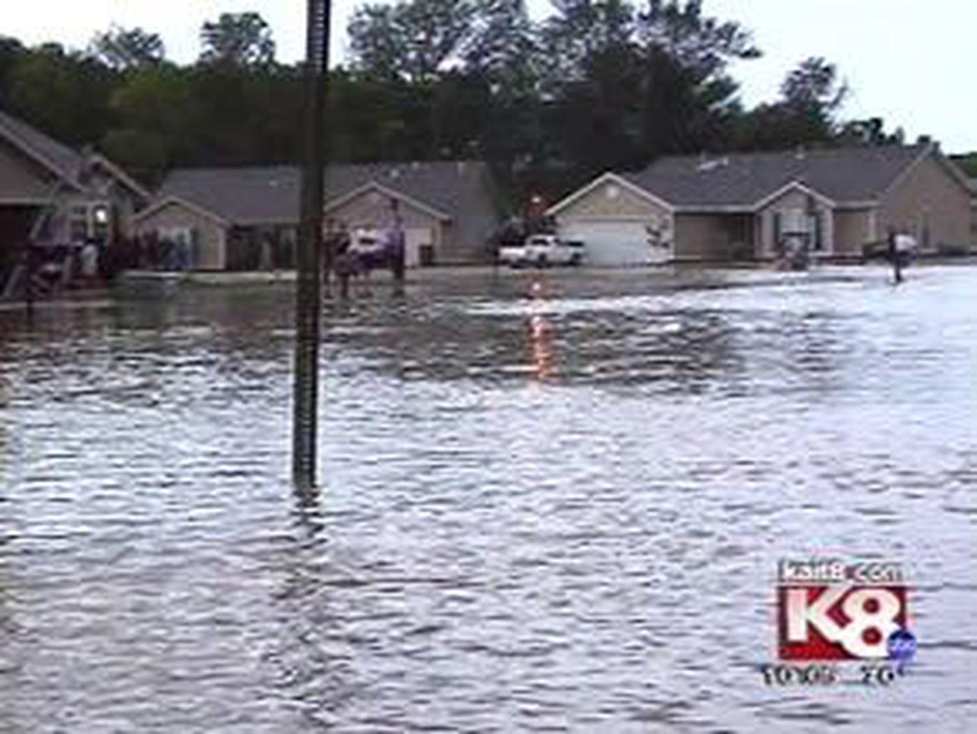 Clean Up For Jonesboro Flooding Begins