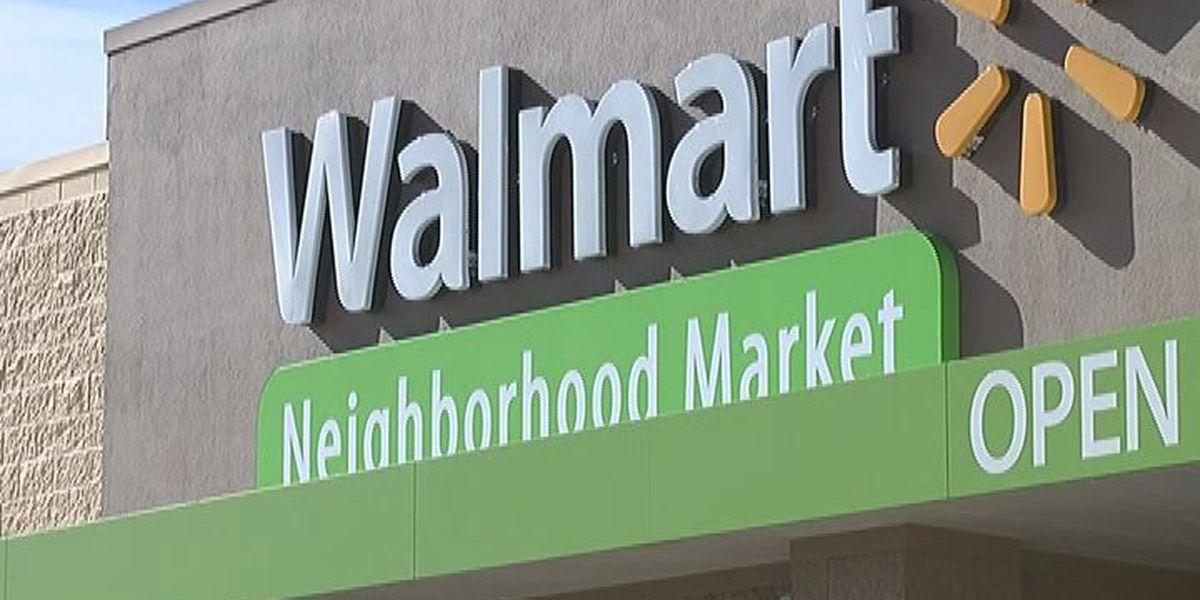Creek Drive Neighborhood Walmart now open