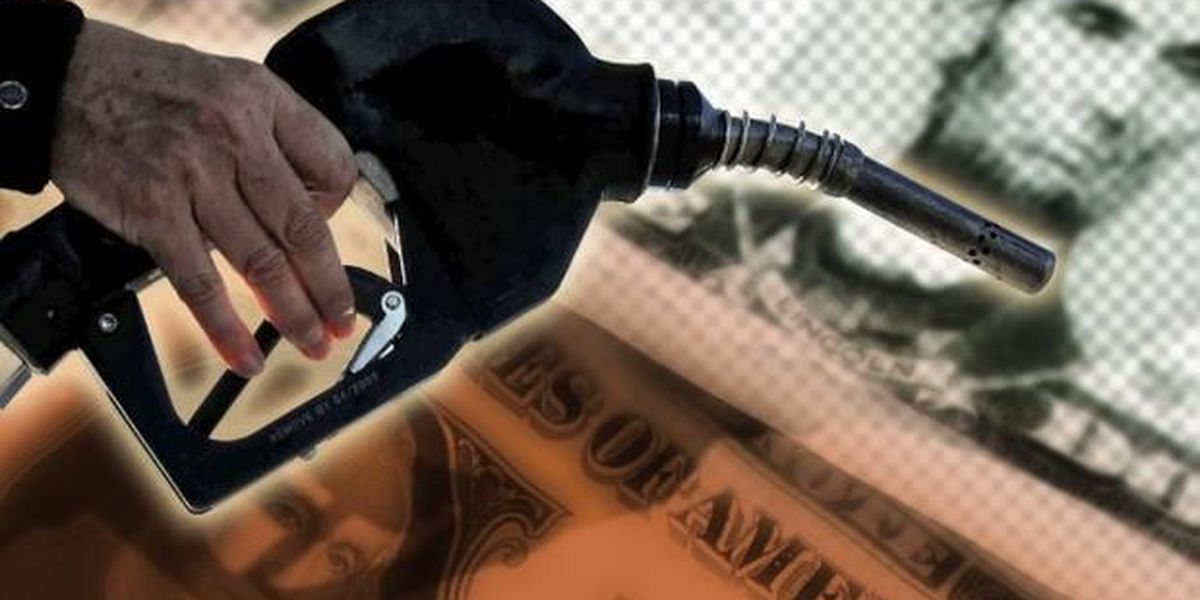 Arkansas gas prices down 3 cents