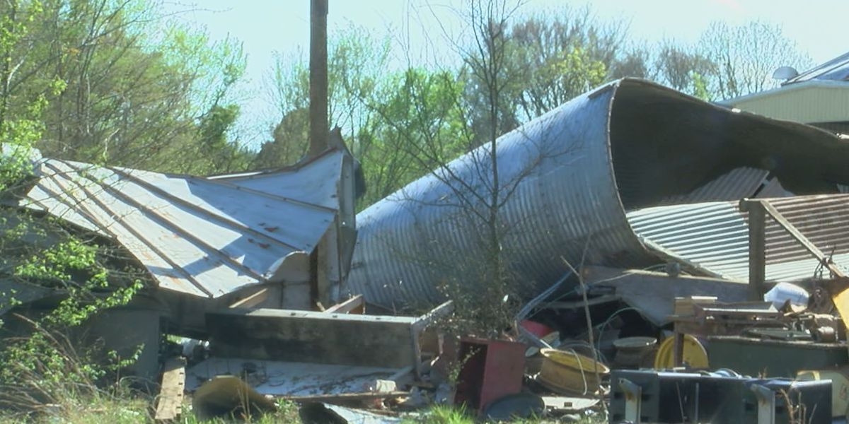 Jackson Co. community trying to bounce back after Saturday's tornado