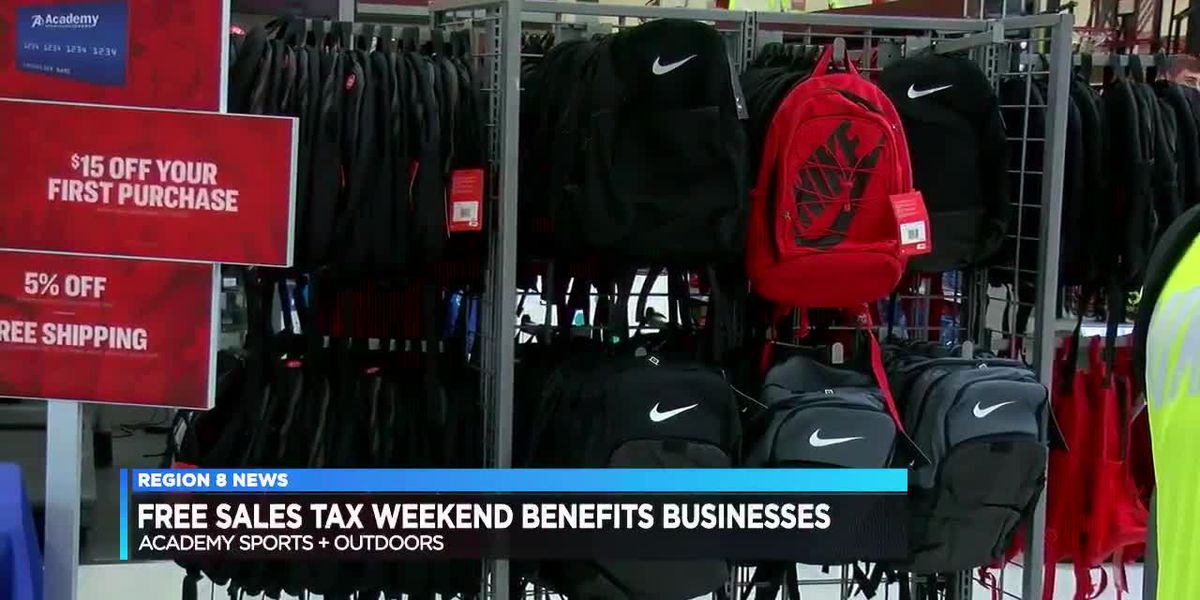 Back-to-school shopping boosts bottom lines