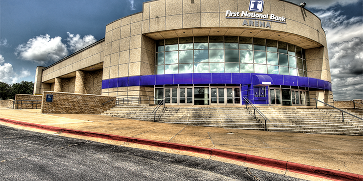 First National Bank name to be atop A-State's Convocation Center