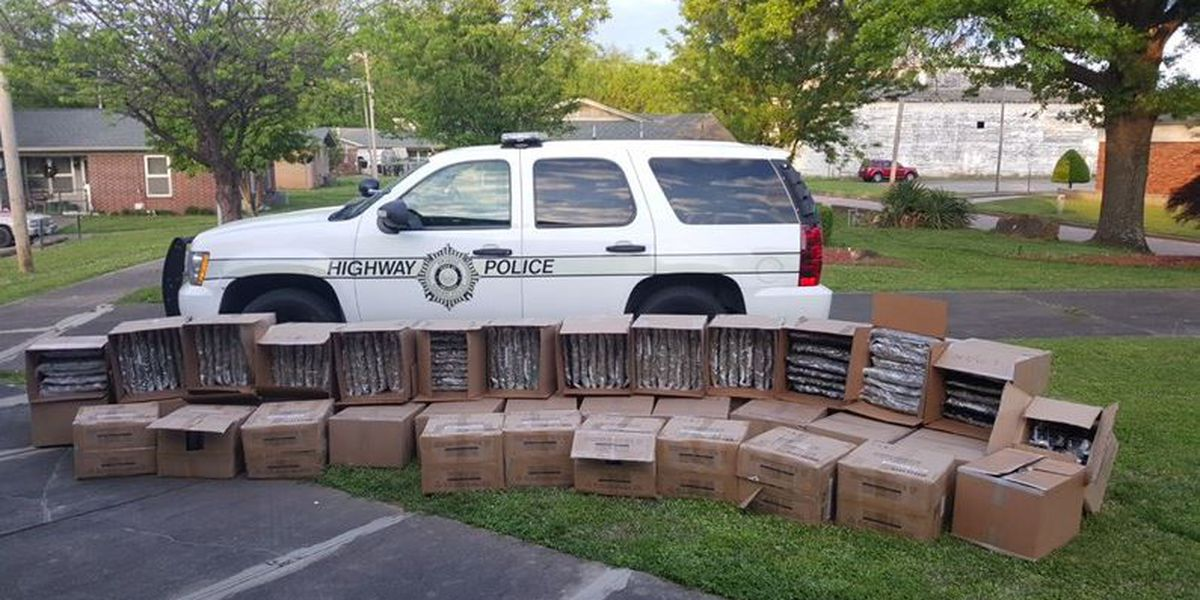 $2.2 million worth of pot, cannabis oil seized in I-40 stop