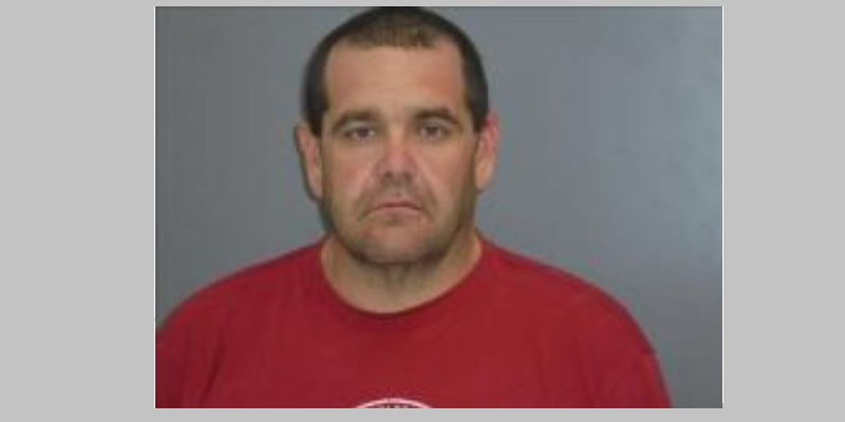 Convicted felon caught with a gun while deer hunting