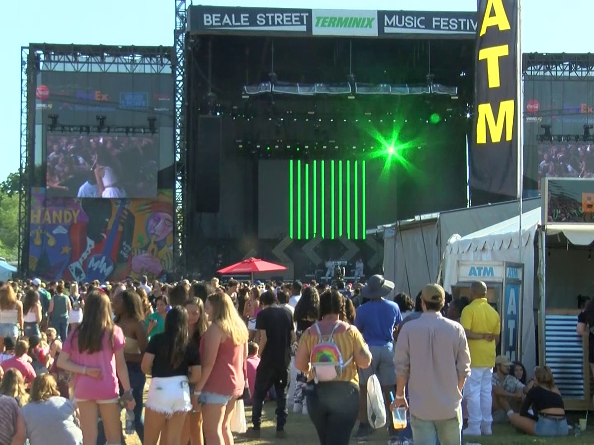 Memphis in May announces new October dates for Beale Street Music Festival, barbecue contest
