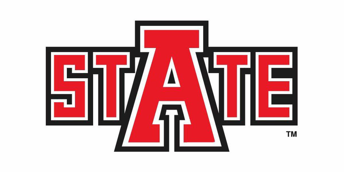 A-State Football reports for Fall Camp, holds first practice