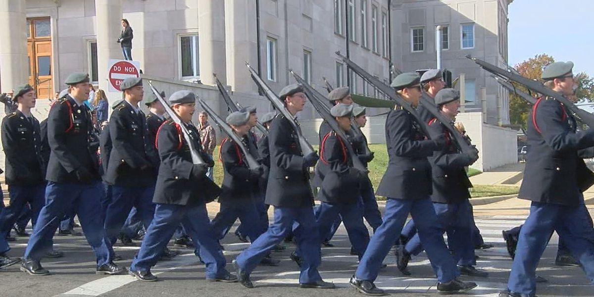 2018 Veterans Parade this Saturday in Jonesboro