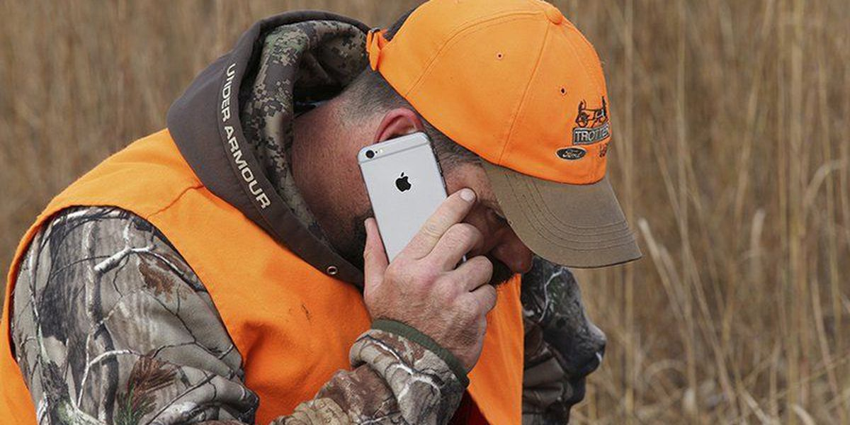 Talk or text to turn in poachers