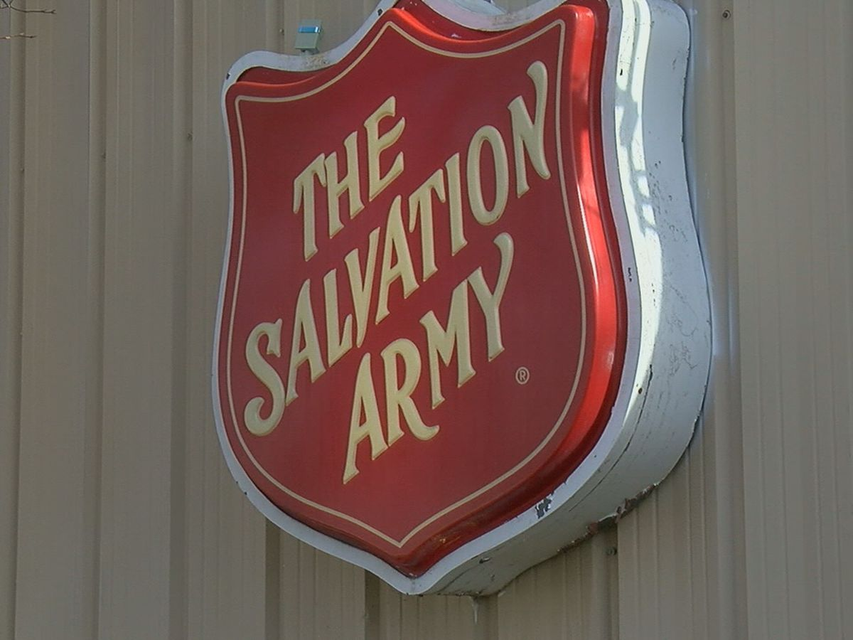 Salvation Army serves as a warming shelter as temperatures fall