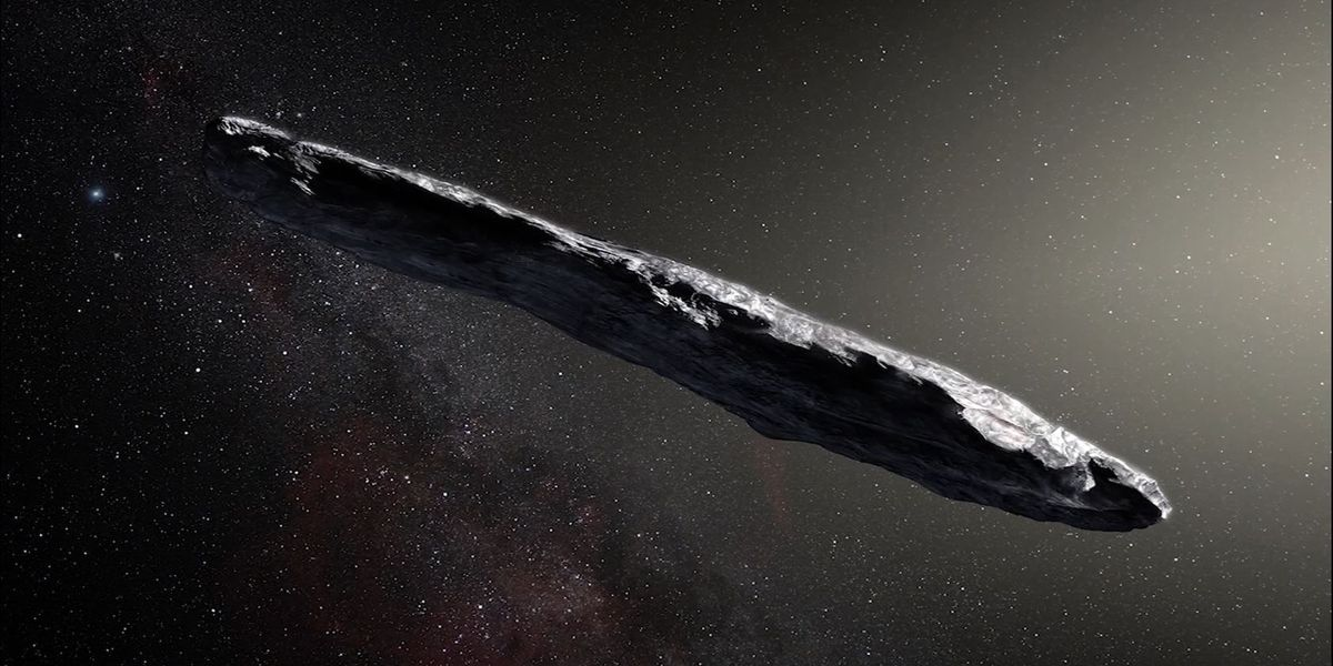 Interstellar object may have been alien probe, Harvard scientists say
