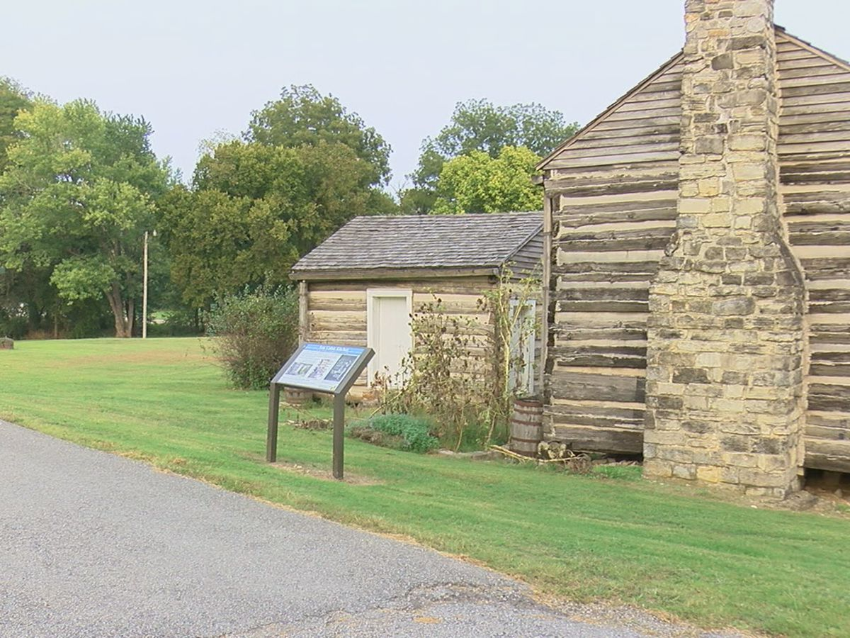 Last living person to live in Powhatan Historic State Park cabin dies