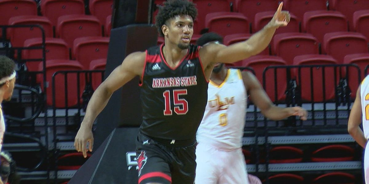 A-State men power past ULM for 2nd straight win