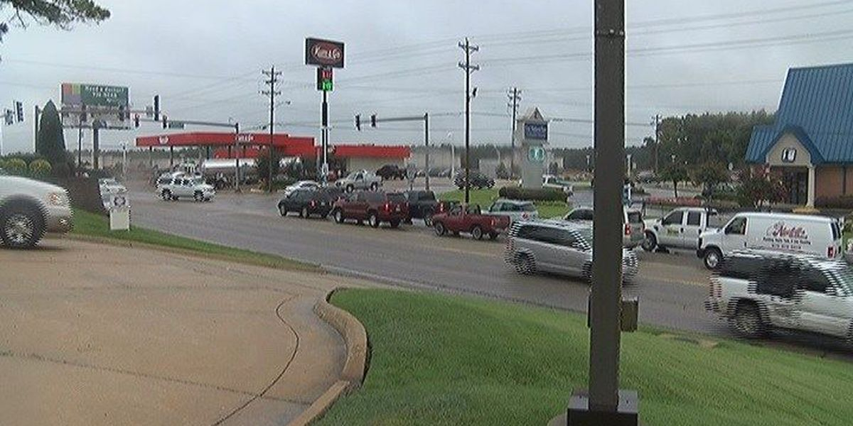 AHTD working on Hilltop traffic issues