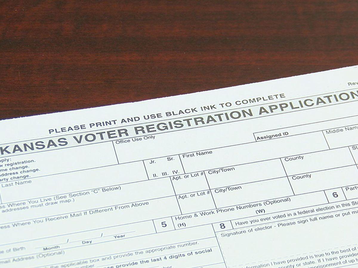 New voter registration deadline approaching