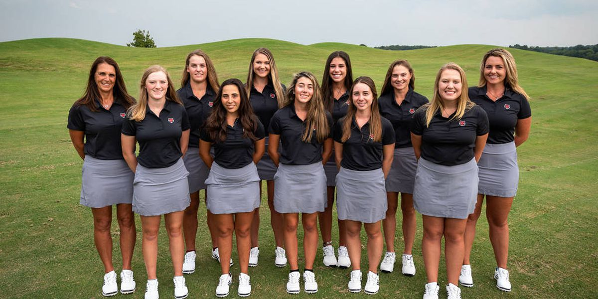 Five Red Wolves are WGCA All-American Scholars