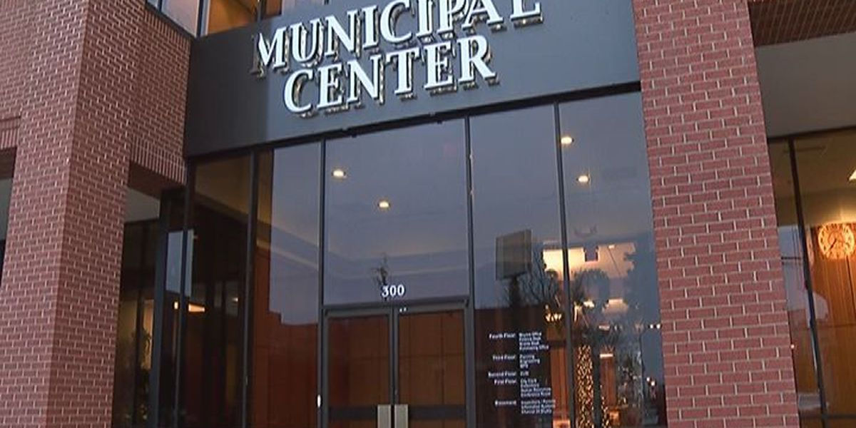 City looks to replace storm-damaged doors