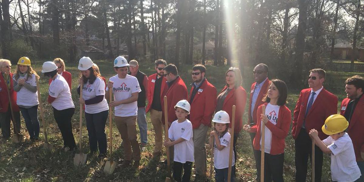 Build Up for Phillip project breaks ground