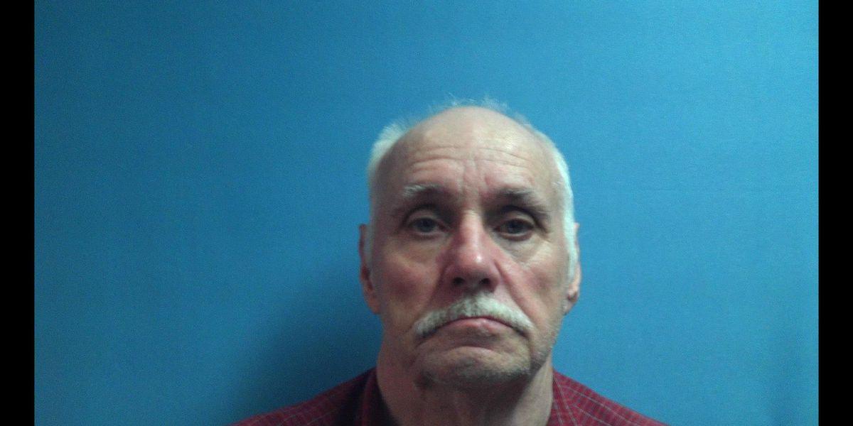Man accused of tossing meth outside car window